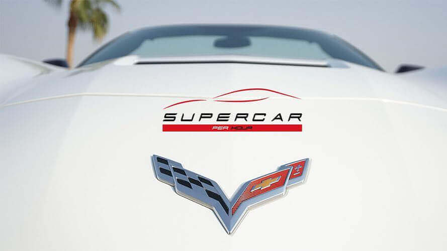 Supercar Per Hour with Branding